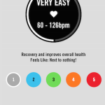 Heart Rate Zone Very Easy RunFit