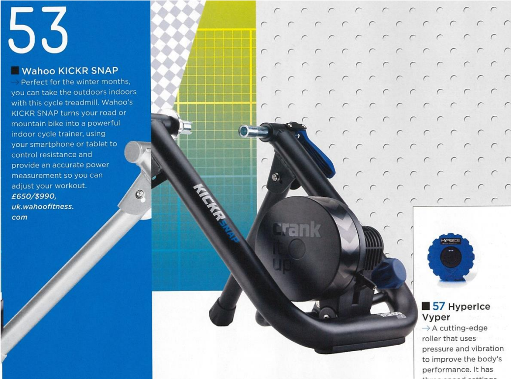 T3 KICKR SNAP Smart Trainer