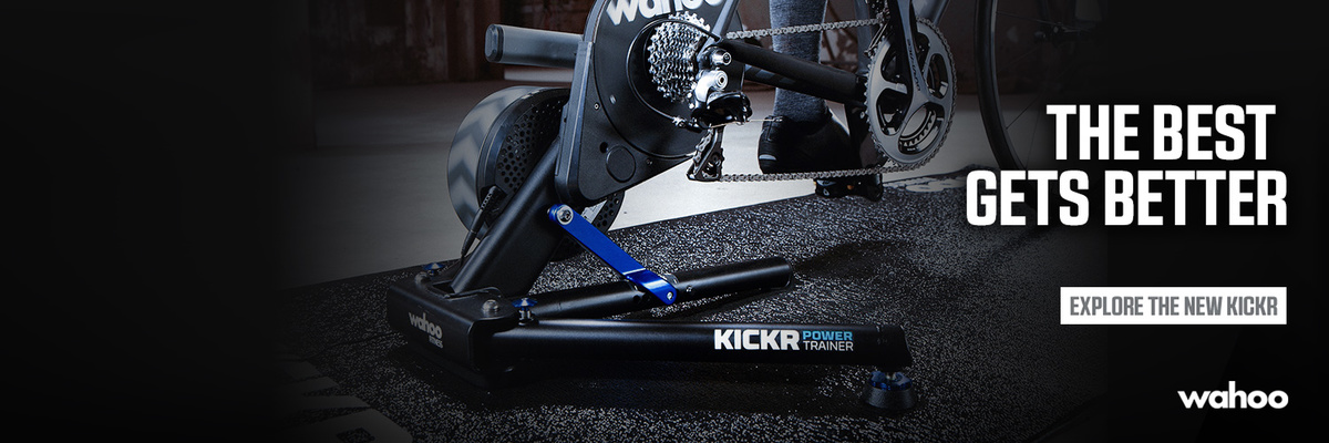 Introducing the New KICKR Smart Trainer | Wahoo Fitness Blog