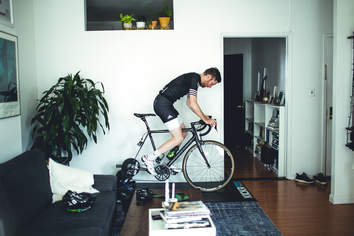Recreating Routes in Your Living Room | Wahoo Fitness Blog