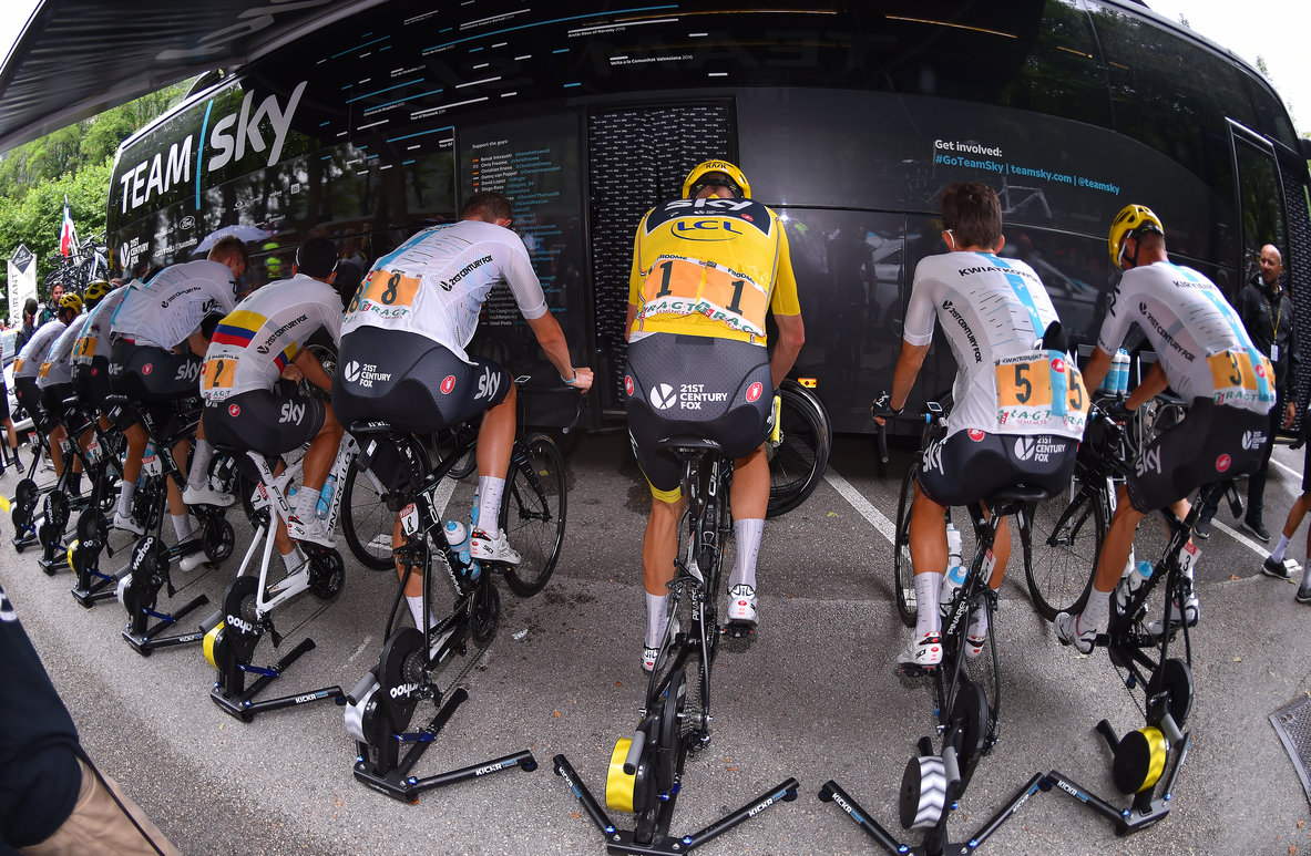 A lot can be learned from Team Sky s training sessions  they re intense a49e84f61