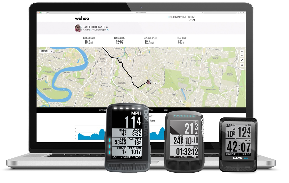 Use Live Track to Update Your Friends & Family On Your Ride | Wahoo