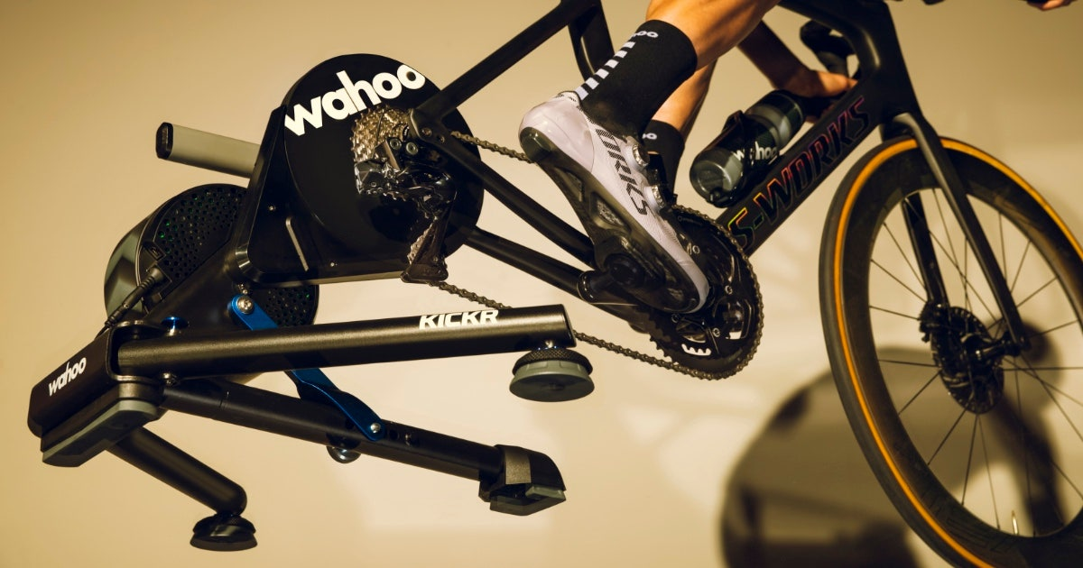 Wahoo Kickr Reconditioned - $999USD