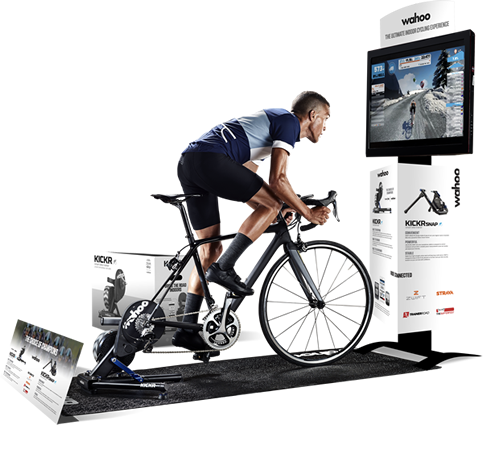 3526ae7e379 THE ULTIMATE INDOOR CYCLING EXPERIENCE