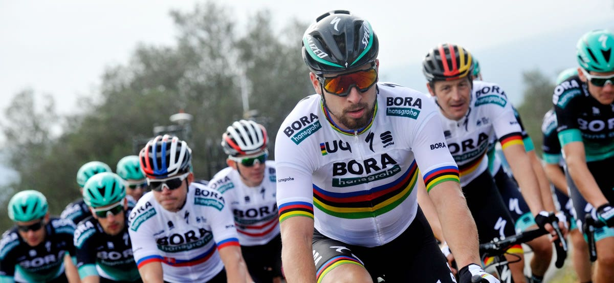 Best Cycling Computer >> BORA-hansgrohe Cycling Team | Wahoo Fitness