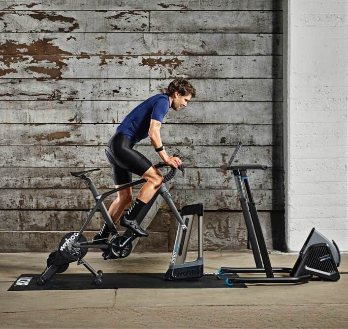 Indoor Bike Trainers & Smart Trainers for Cyclists | Wahoo Fitness