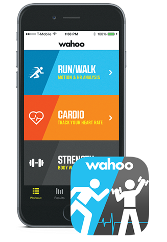 RunFit Running App | Run Tracker for iPhone & Android | Wahoo Fitness