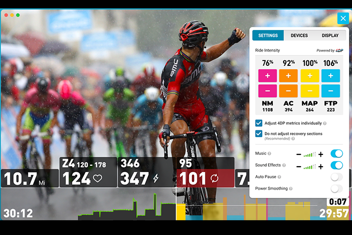 The Sufferfest with KICKR Smart Trainer | Wahoo Fitness
