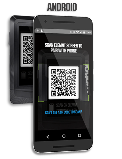 Pairing an ELEMNT with the ELEMNT App – Wahoo Fitness Support